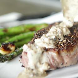 Recette steak au poivre – toutes les recettes allrecipes