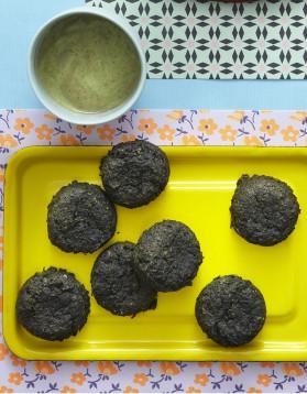 Falafels aux épinards, sauce aux herbes pour 4 personnes ...