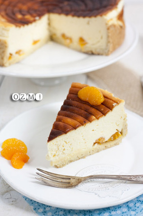Recette de käsekuchen | gâteau au fromage blanc