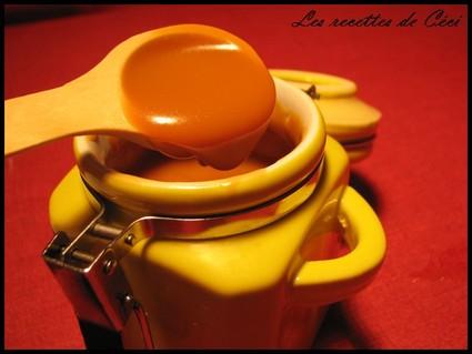 Caramel au beurre salé façon salidou
