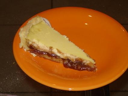 Recette de tarte ricotta-marrons