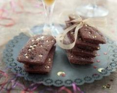 Recette financiers au chocolat et aux marrons