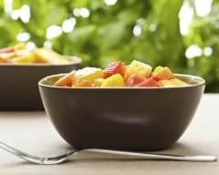 salade de fruits originale recette. Black Bedroom Furniture Sets. Home Design Ideas