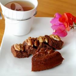 Recette gâteau orange noix chocolat – toutes les recettes allrecipes