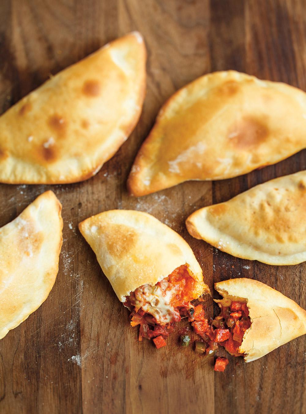 Pizzas pochettes toutes garnies (les meilleures) | ricardo
