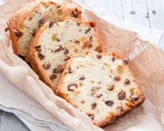 Recette cake aux fruits confits et rhum