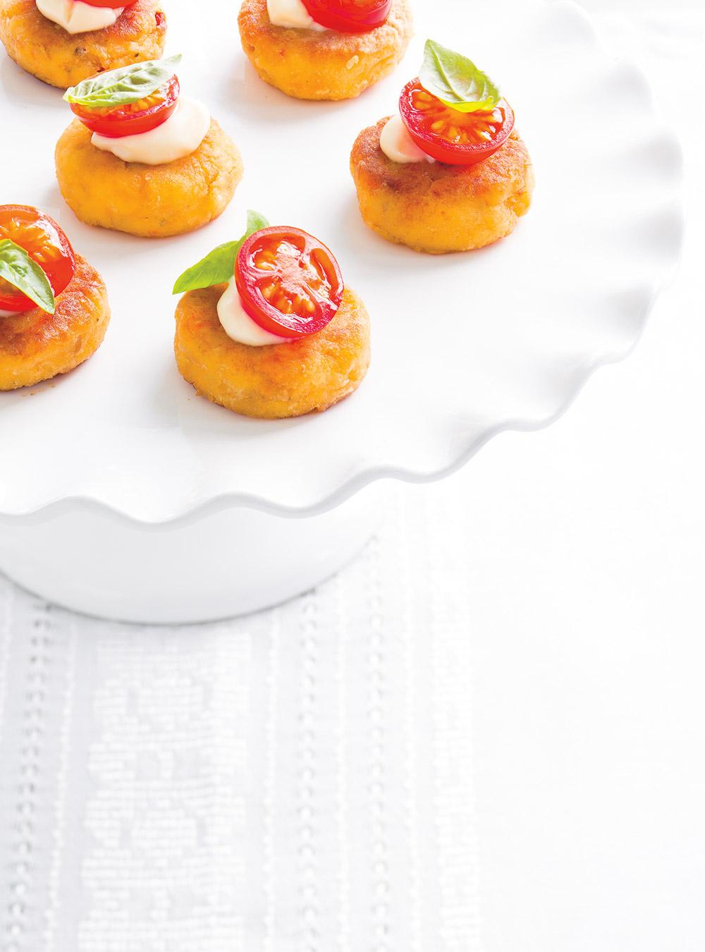 Bouchées de crabcakes | ricardo