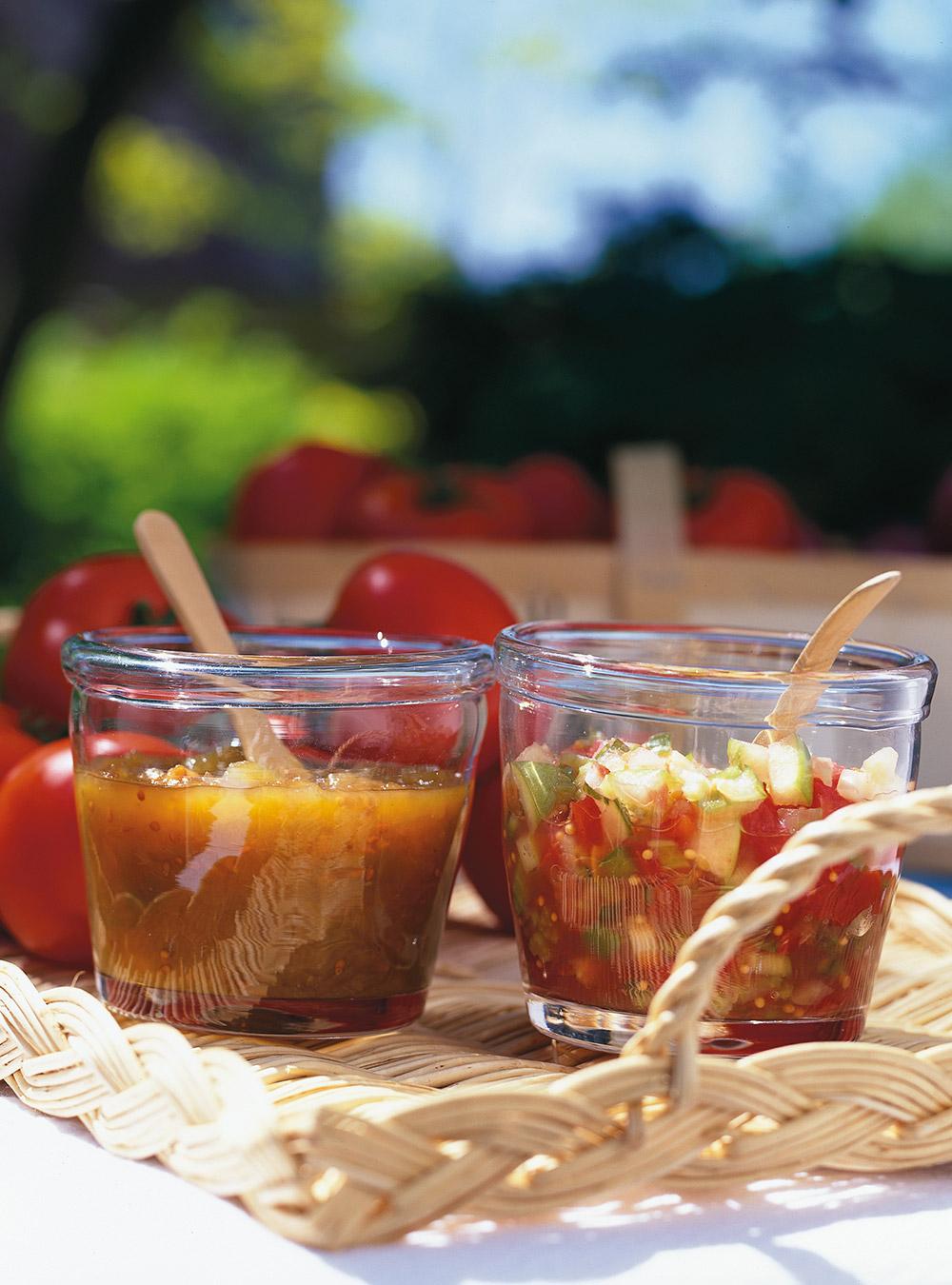 Ketchup aux tomates vertes de mon arrière-grand-mère | ricardo