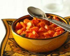 Recette salade de carottes piquante