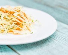 Recette salade de chou et carotte japonaise
