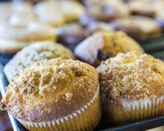 Recette muffins à la noix de coco