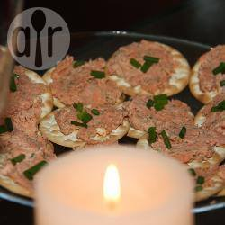 Recette crème au saumon fumé à tartiner – toutes les recettes ...