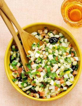 Salade marocaine pour 4 personnes