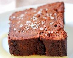Recette gâteau au chocolat et beurre salé