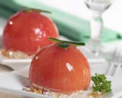 Recette tomates glacées au thon