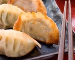 Raviolis de porc frits | cuisine az