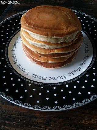 Recette de pancakes de cyril lignac