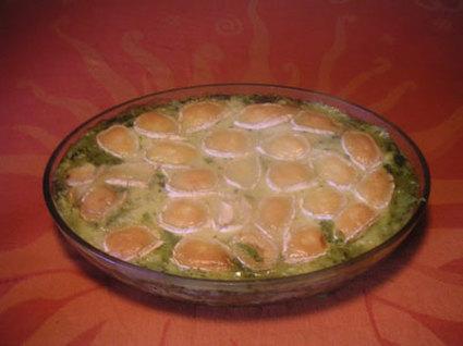 Recette de lasagnes au chèvre et aux épinards