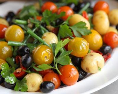Recette salade niçoise sans œuf