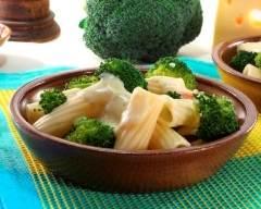 Recette tortiglioni ai brocoli