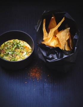 Tacos et guacamole pour 6 personnes