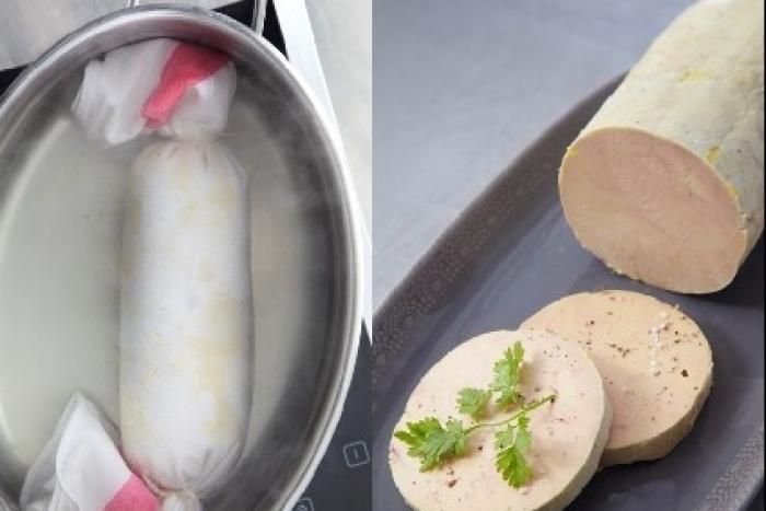 Recette de foie gras au torchon au monbazillac facile et rapide