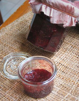 Recette de confiture de fraises au vinaigre balsamique