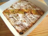 Recette de pain perdu rhum banane