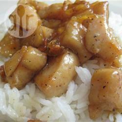 Recette poulet à l'abricot et au soja – toutes les recettes allrecipes