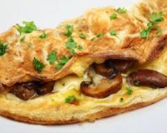 Recette omelette de saison