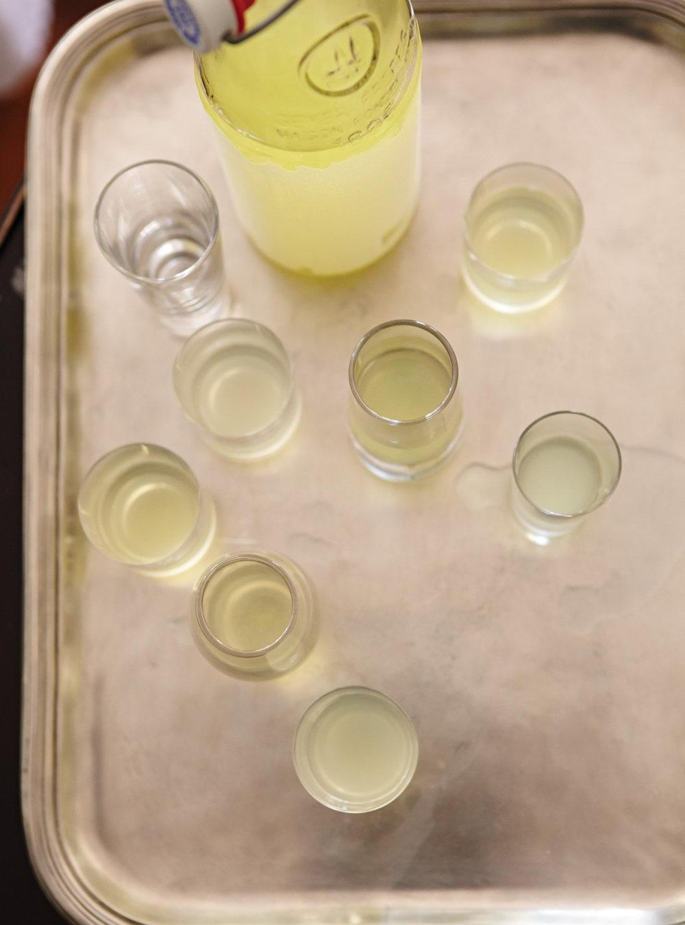 Vodka au citron (limoncello) | ricardo