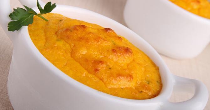 Recette de flan de carottes à la crème allégée
