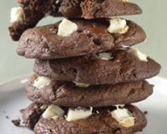 Recette cookies au chocolat noir