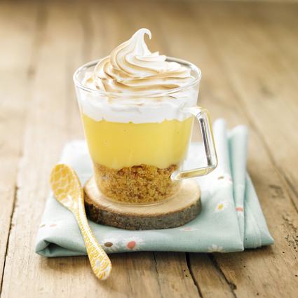 Recette de tarte au citron meringuée bretonne